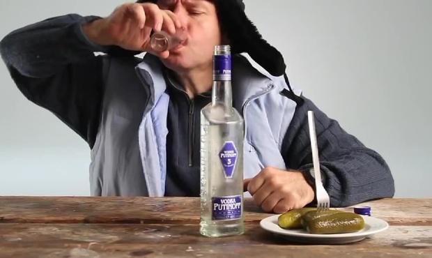 Как сделать чтобы не пить водку 393